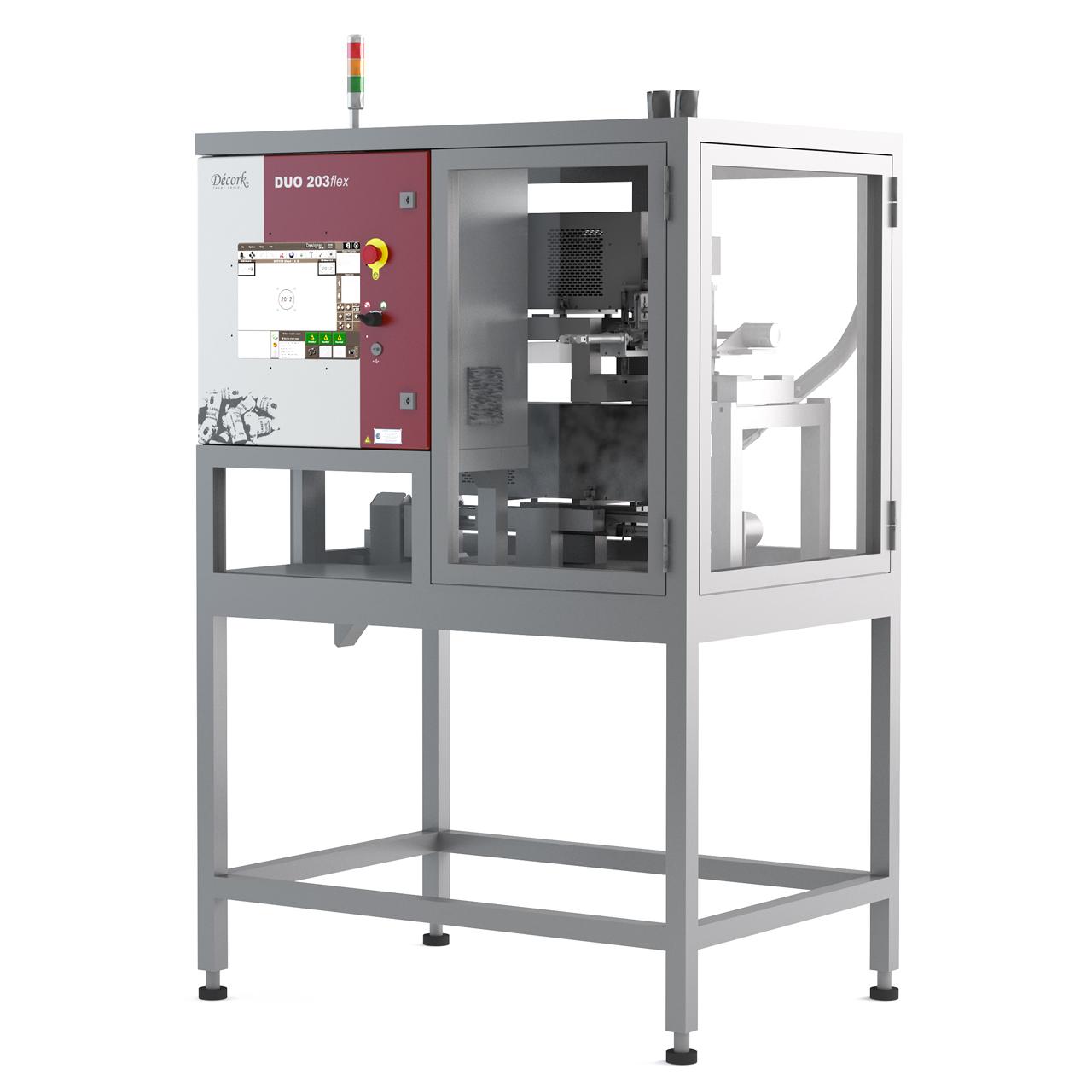 Décork DUO 203 flex Laser System