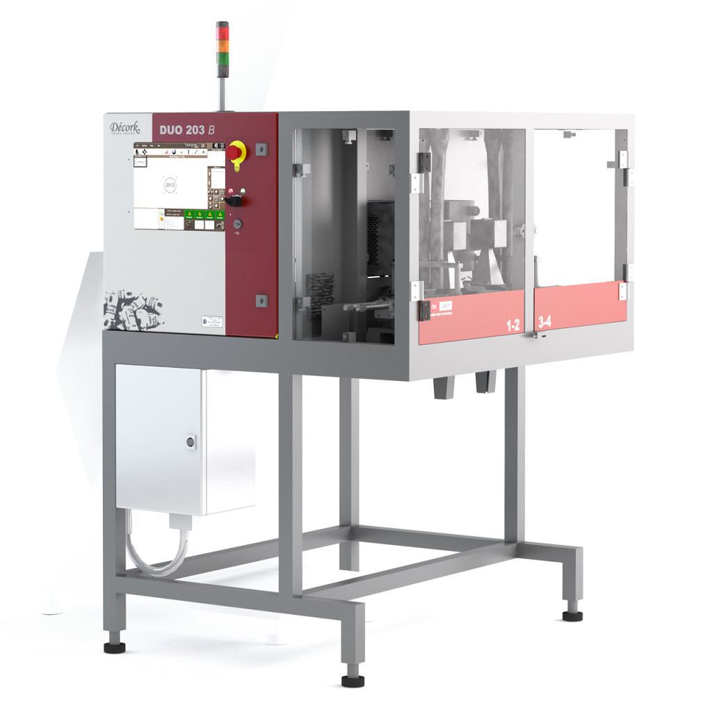 Decork DUO 203 Laser System