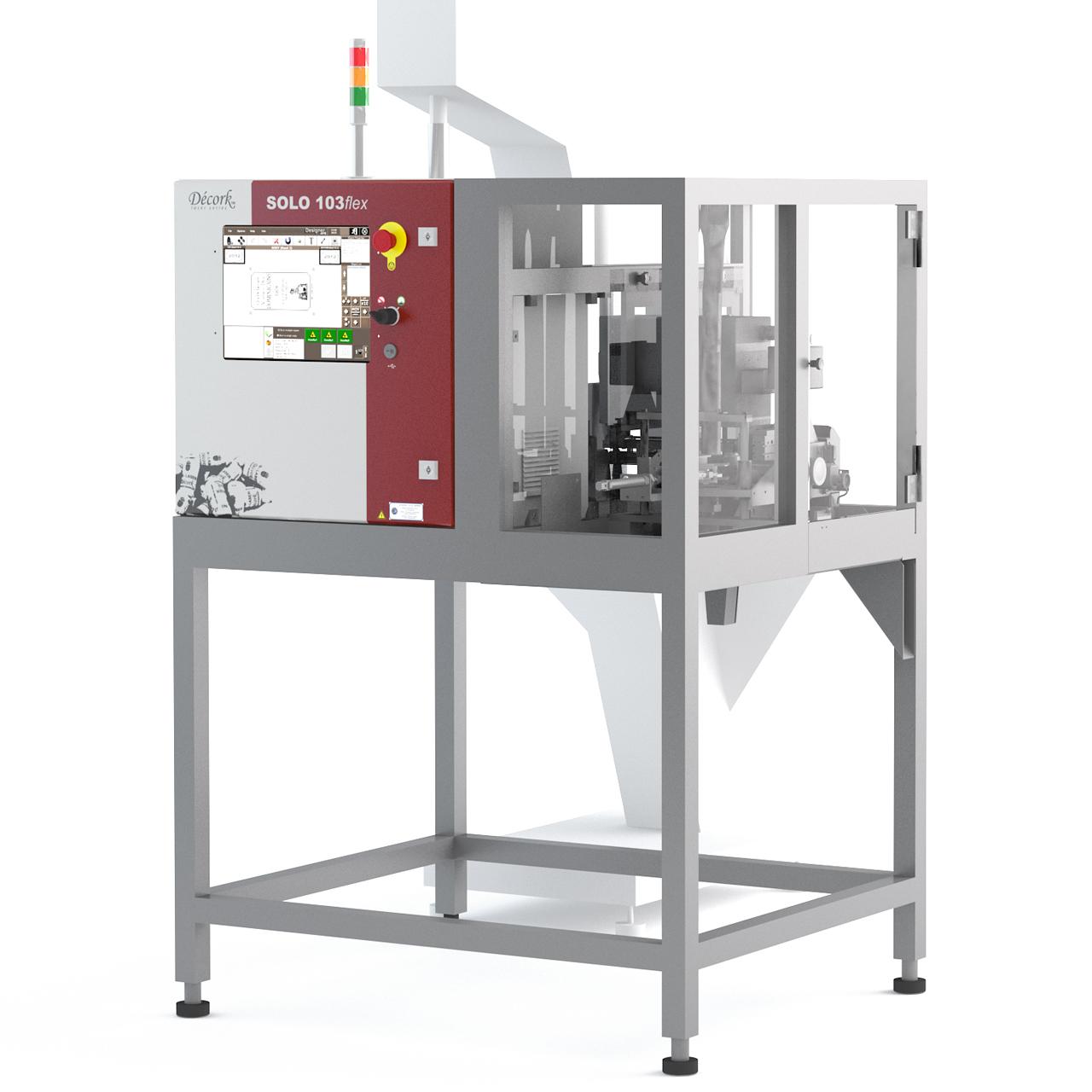 Décork SOLO 103 flex Laser System