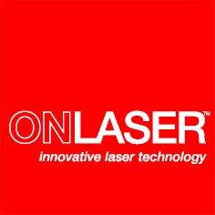 ONLASER logo